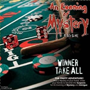 NWT An Evening of Mystery Game : Winner Take All